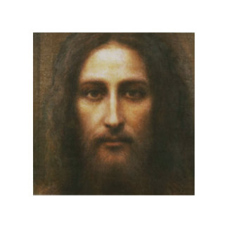 THE HOLY FACE OF JESUS DEVOTIONAL POSTER