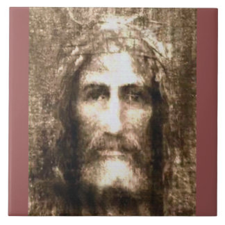 THE HOLY FACE OF JESUS TILE