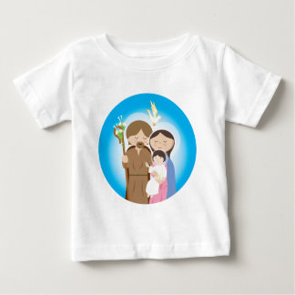 The Holy Family Baby T-Shirt