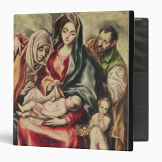 The Holy Family Binders