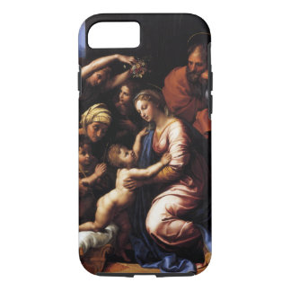 The Holy Family by Raphael iPhone 7 Case