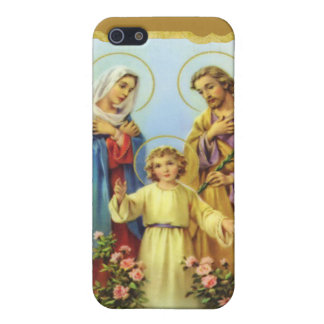 The Holy Family iPhone 4/4S Case