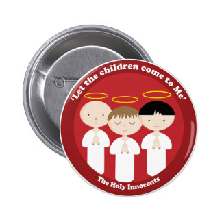 The Holy Innocents 2 Inch Round Button