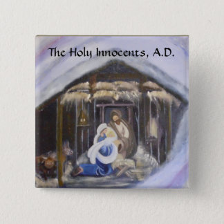 The Holy Innocents Button