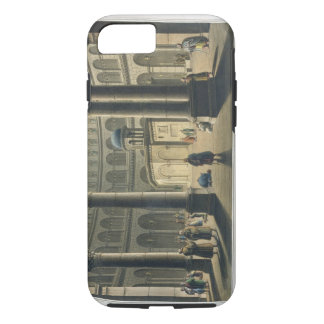 The Holy Sepulchre, pub. by William Watts, 1806 (e iPhone 7 Case
