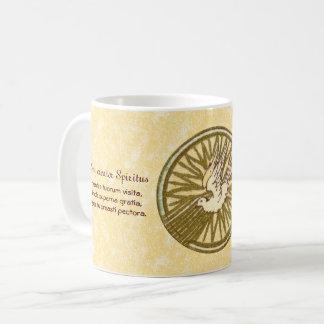 The Holy Spirit from The Annunciation (RLS 04) Coffee Mug