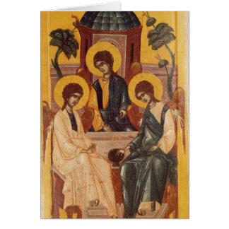The Holy Trinity Card