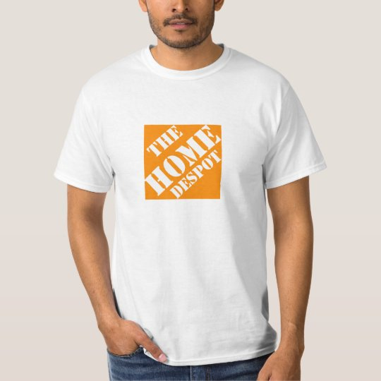 The Home Despot t-shirt
