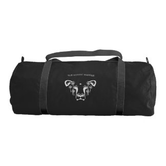The Honest Whisper Gym Bag