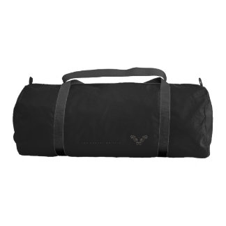 The Honest Whisper Gym Bag (Grey)