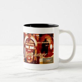 The Honkytonk Highway Tour Collection Two-Tone Coffee Mug