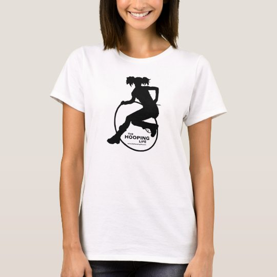 The Hooping Life - Spaghetti Woman T-Shirt