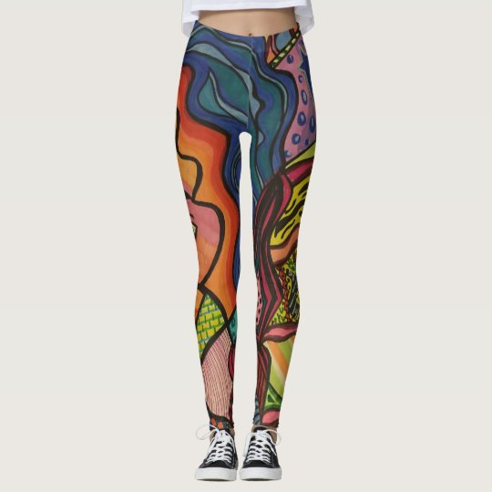 The hope face legging