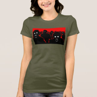 """""""The Horde"""" Zombie T-shirt"""