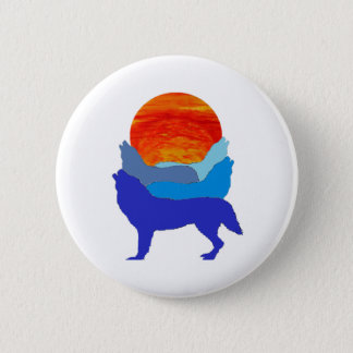 THE HORIZONS 2 INCH ROUND BUTTON