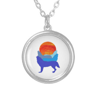 THE HORIZONS SILVER PLATED NECKLACE