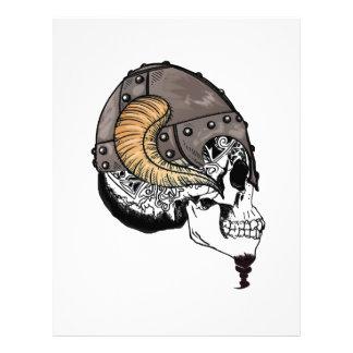 The Horned Warrior Letterhead