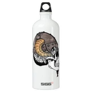 The Horned Warrior Water Bottle