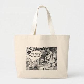 The Horror (Evil Banjo Clown) Tote Bag