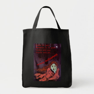 The Horror Grocery Tote Bag