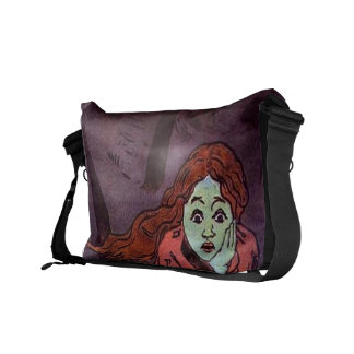 The Horror Courier Bags