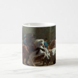 The Horse Fair Coffee Mug