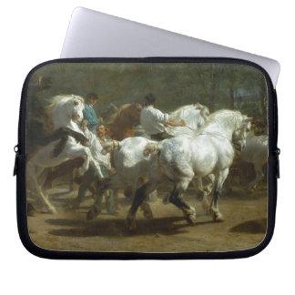 The Horse Fair Laptop Sleeve