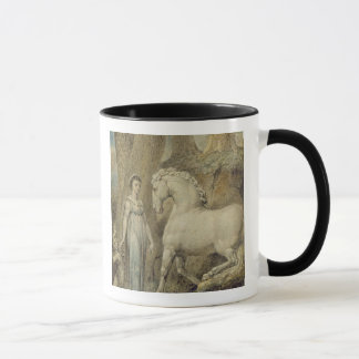 The Horse, from 'William Hayley's Ballads', c.1805 Mug