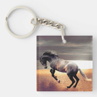 The Horse Keychain