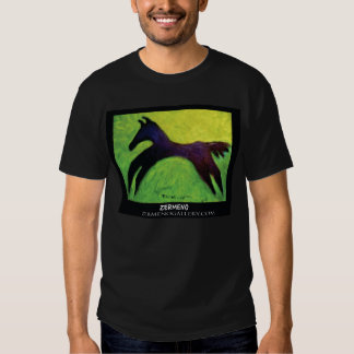 The Horse Painting from ZermenoGallery.com Tees