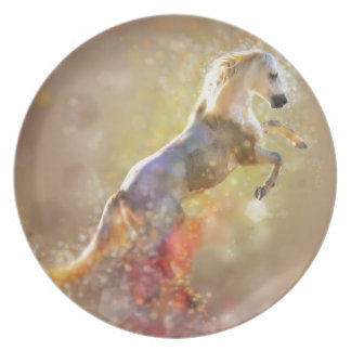 the-horse plate