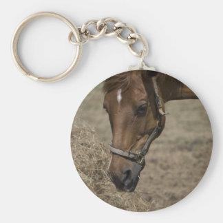 THE HORSE REFUGE KEYCHAIN