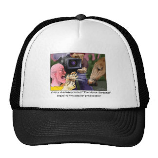The Horse Screamer Funny Tees Gifts Cards More Trucker Hat