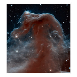 The Horsehead Nebula Poster