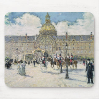 The Hotel des Invalides Mouse Pad