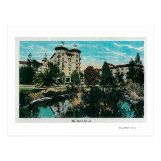 The Hotel Green and GroundsPasadena, CA Postcard