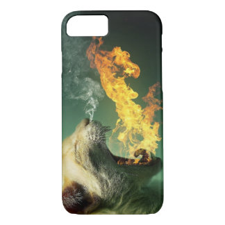 The hottest tiger iphone iPhone 7 case