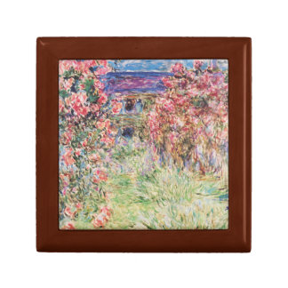 The House among the Roses by Claude Monet Gift Box