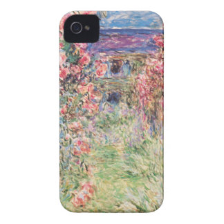 The House among the Roses, Claude Monet iPhone 4 Covers