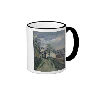 The House of Doctor Gachet  at Auvers, 1872-73 Ringer Mug