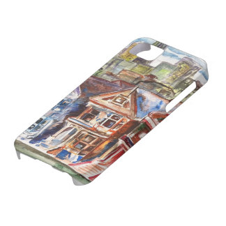 The houses of San Francisco iPhone 5 Case