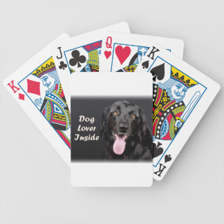 The Hovawart Bicycle Playing Cards