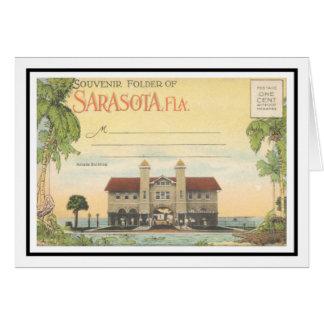 The Hover Arcade Sarasota, Florida Card