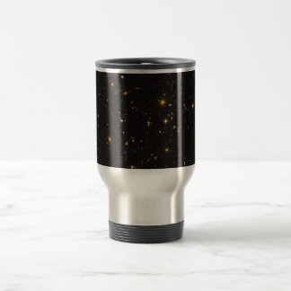 The Hubble Ultra Deep Field Space Image 15 Oz Stainless Steel Travel Mug