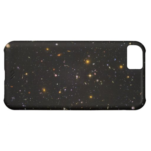 The Hubble Ultra Deep Field Space Image iPhone 5C Covers