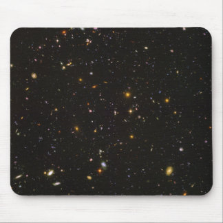 The Hubble Ultra Deep Field Space Image Mouse Pad