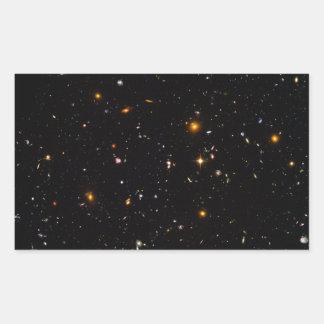 The Hubble Ultra-Deep Field Sticker