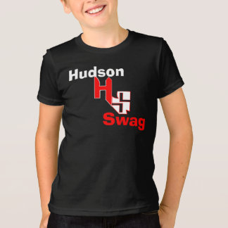 The Hudson Swag T shirt for boys!