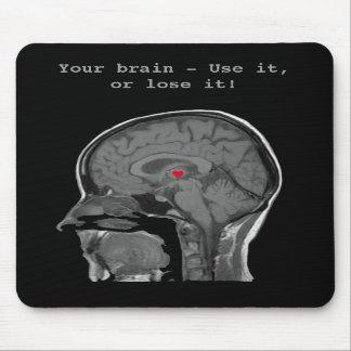 The Human Brain - Mousepad