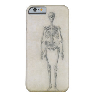 The Human Skeleton, anterior view, from the series Barely There iPhone 6 Case